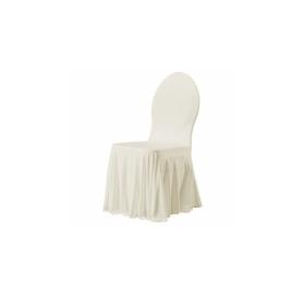 Stackchair met stoelhoes