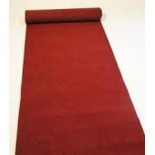 Rode loper 1,3x8 mtr