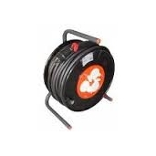 Kabelhaspel 220V 25mtr