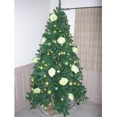 Kerst/Dennenboom Kunst ca 180 cm