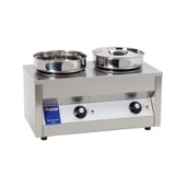 Hot Pot 2 pans / 2 x 4,2 ltr