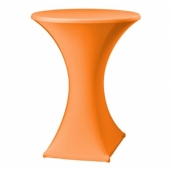 Statafelrok strak design Orange