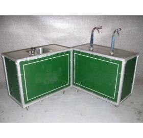 Bierbuffet tap installatie
